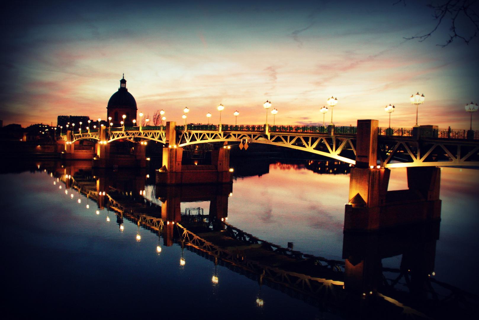 Ô Toulouse, la vie en rose.