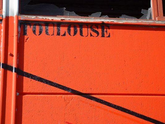 Toulouse, ville rouge...