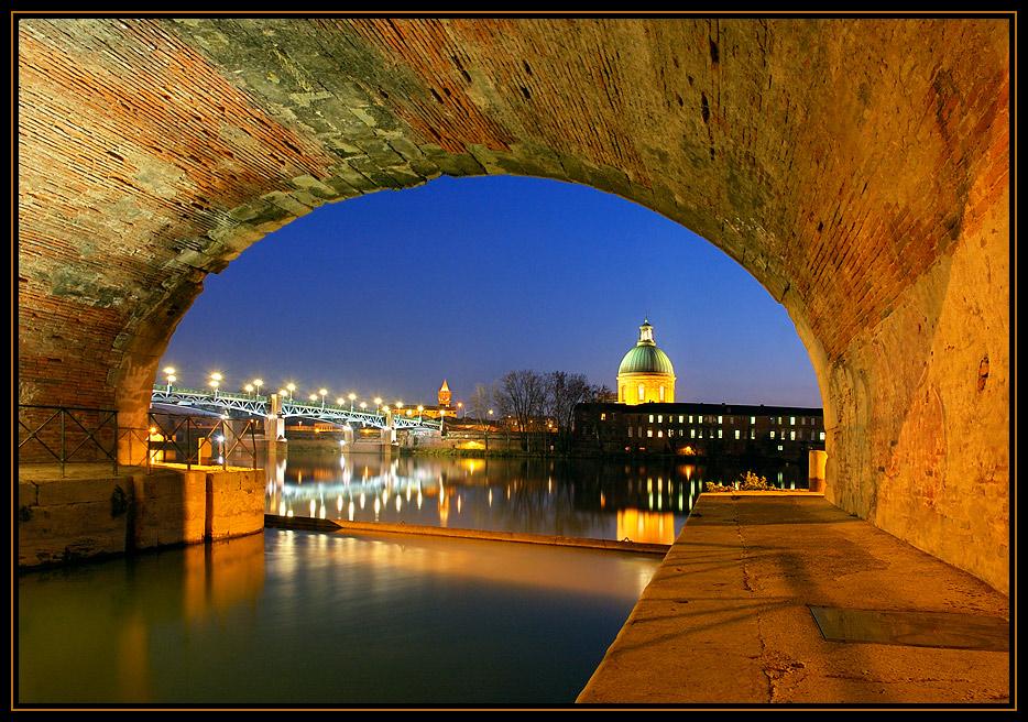 Toulouser Tunnelblick