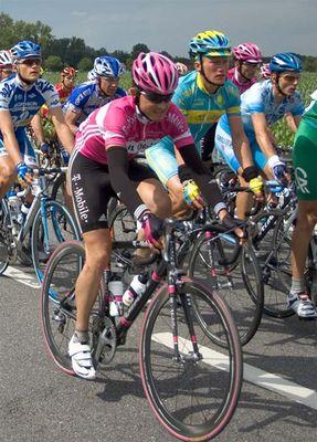 Tour 2005 - Alexandre Vinokourov lauert