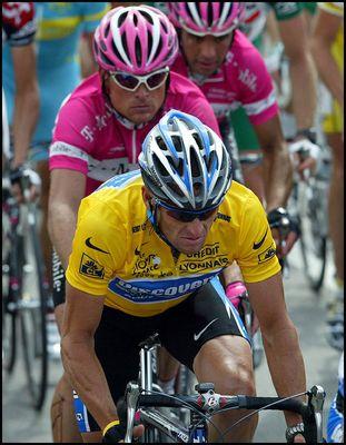 Tour de France 2005 / Ullrich abgehängt
