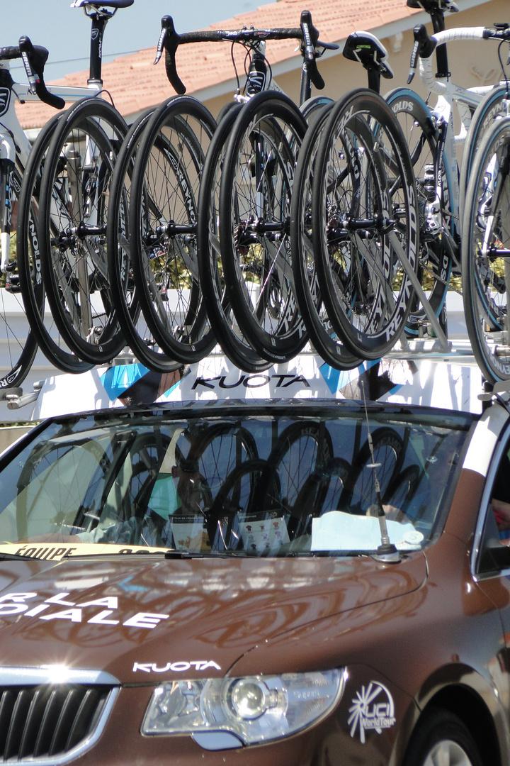 Tour de France, ce jour, en Vendée