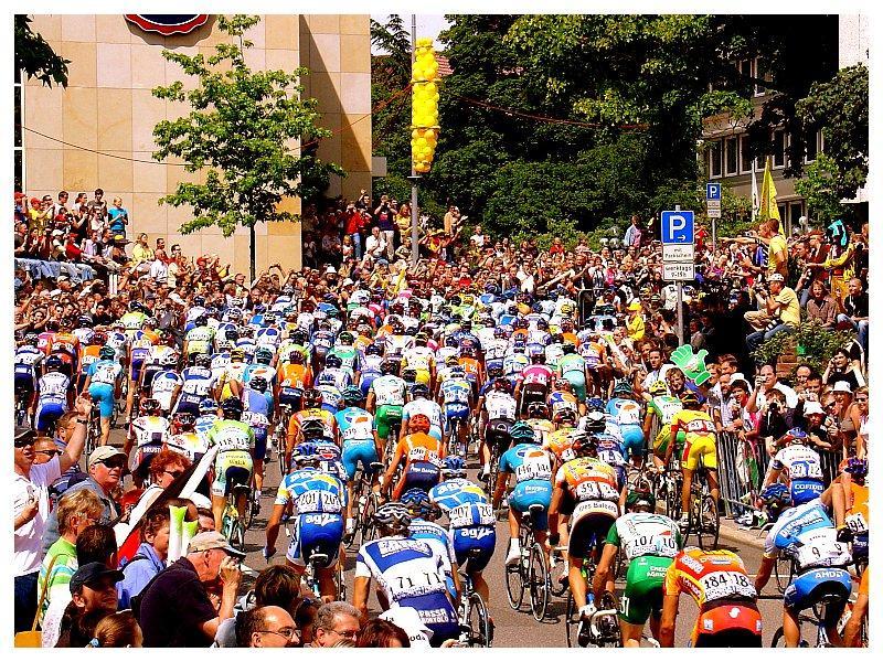 Tour de France: Start in Pforzheim