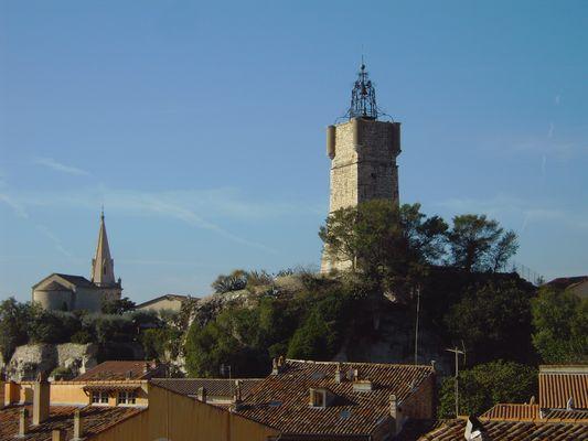 Tour de l'horloge, Draguignan, Var