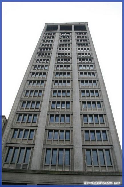 Tour de l'hôtel de ville du Havre