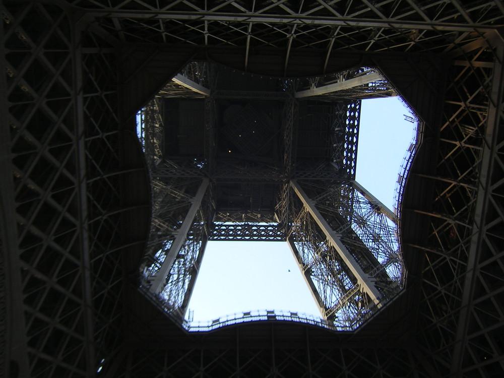 Tour d'Eiffel à Paris