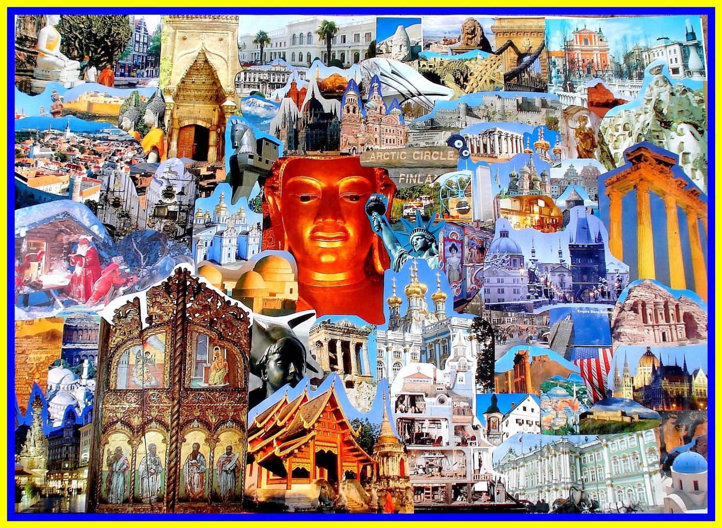 tour du monde en images