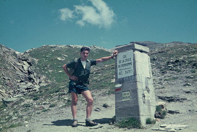 Tour du Mont Blanc 1965 (3)
