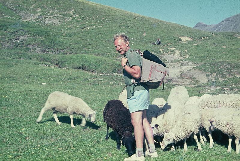 Tour du Mont Blanc 1965 (4)