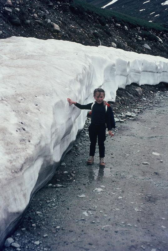 Tour du Mont Blanc 1980 (2)