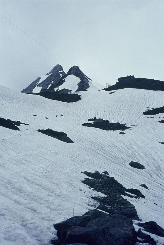 Tour du Mont Blanc 1980 (7)