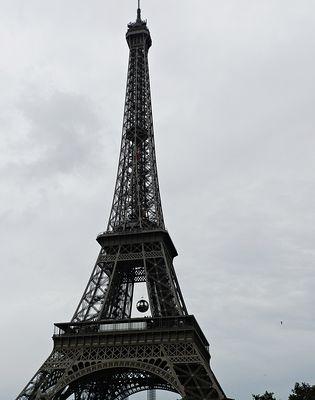 Tour Eiffel!