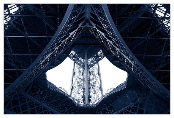 Tour Eiffel - Bleu - Part Deux et Fin