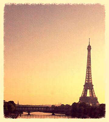 Tour Eiffel du jour