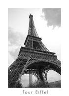 Tour Eiffel s/w