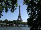 Tour Eiffel vu des quais