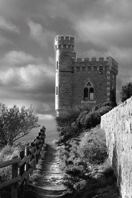 Tour Magdalena- Rennes le Château.
