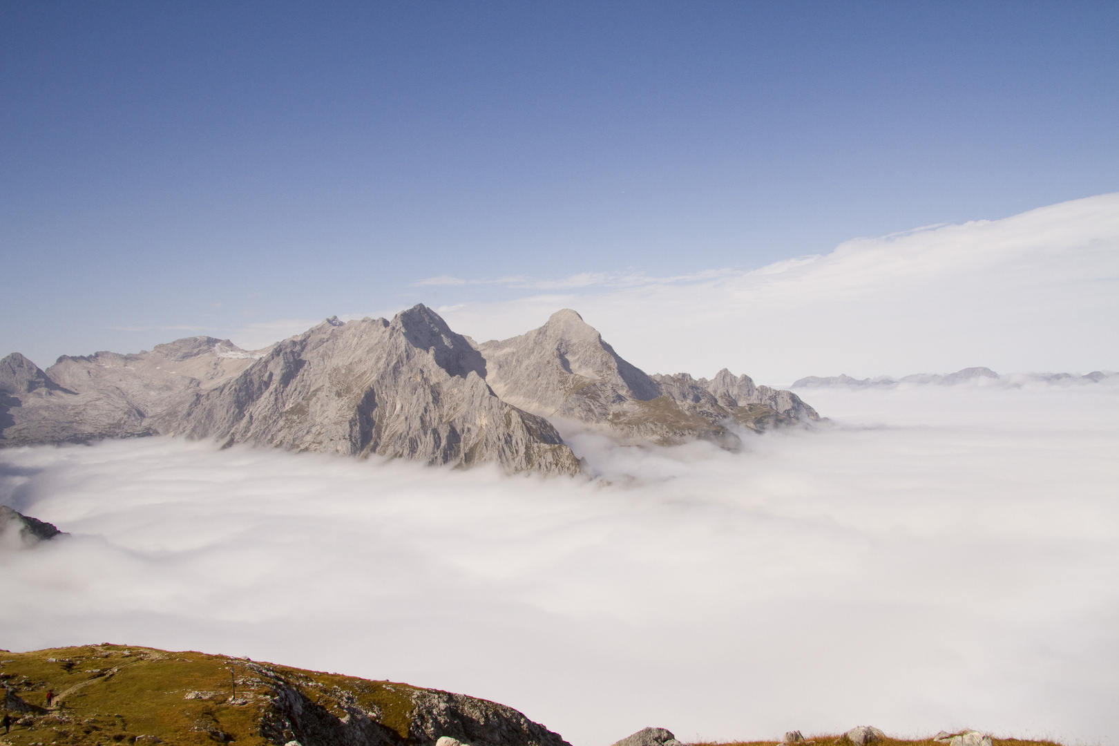Tour zur Meilerhütte und Gipfel3