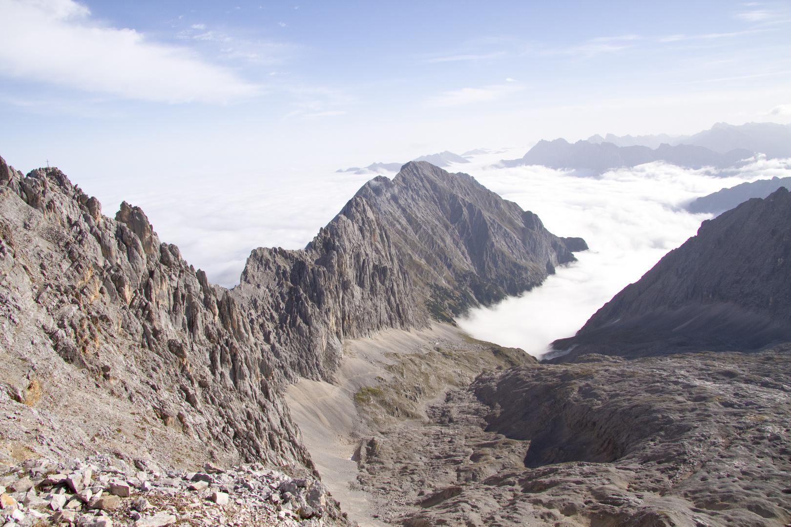 Tour zur Meilerhütte und Gipfel4