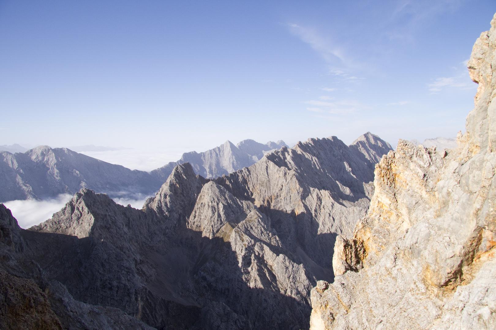 Tour zur Meilerhütte und Gipfel5