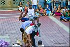 Tourist Jump, New York City Serie XXI