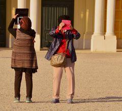 Touristen heute