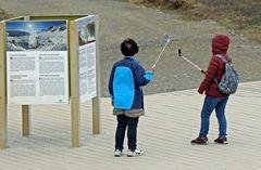 Touristen -Island-