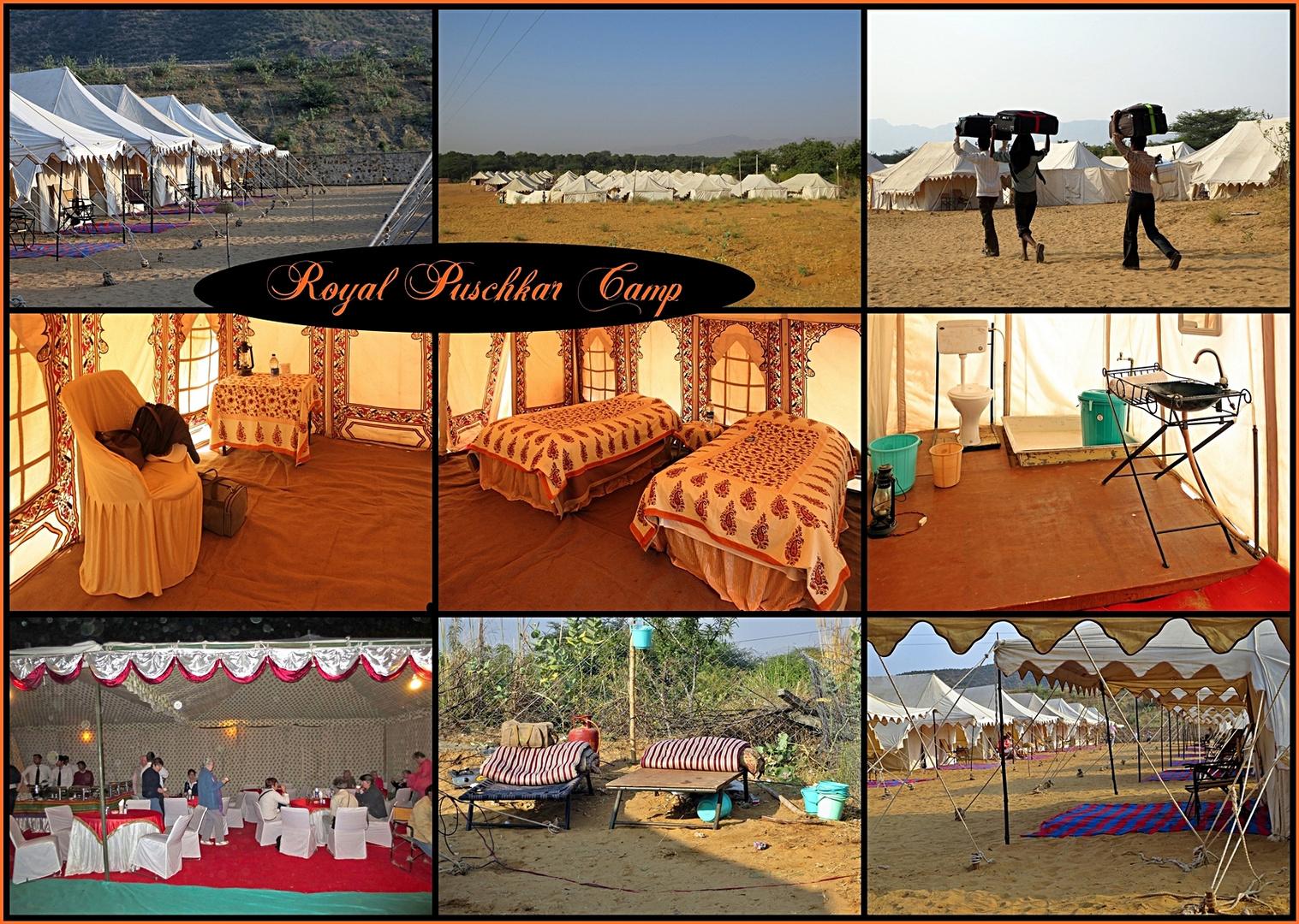 Touristencamp Puschkar