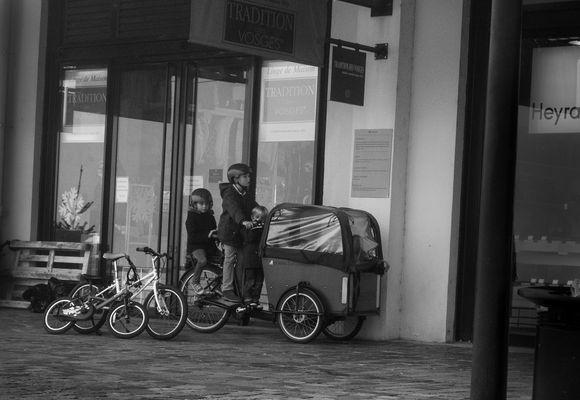 Tous à bicyclette...