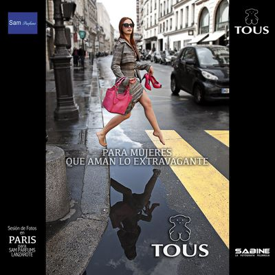 TOUS en Paris - SAM PARFUMS [ LANZAROTE ]