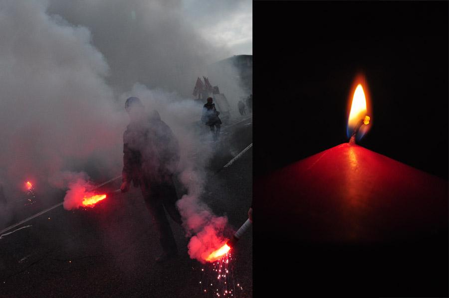 Tous feu, tout flamme
