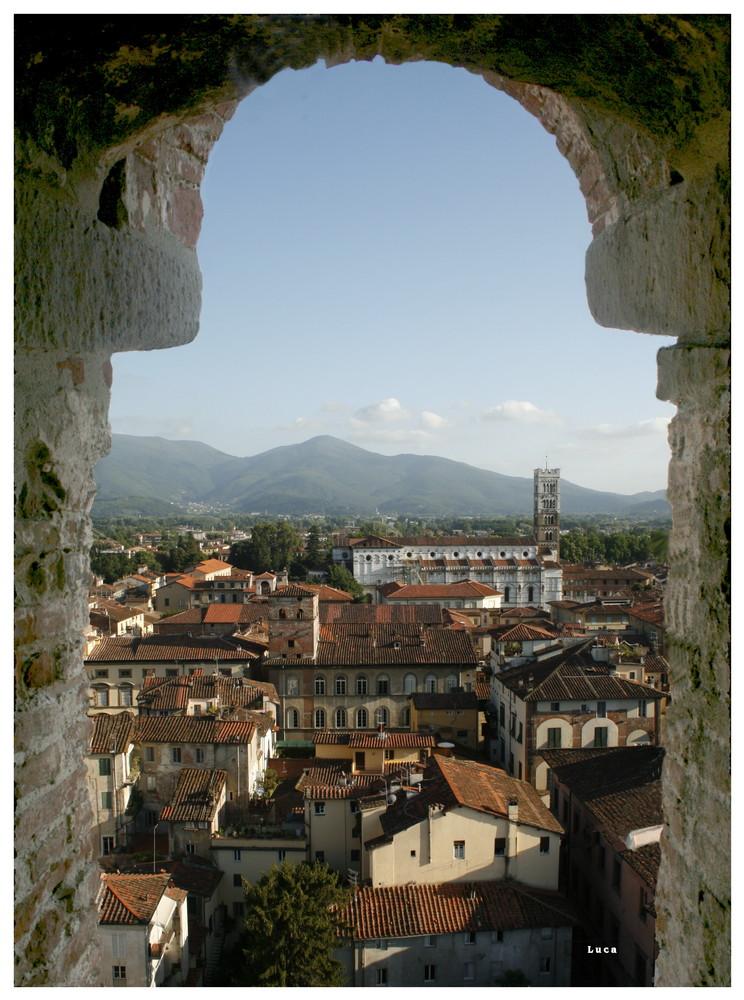 tout est beau en Toscane !