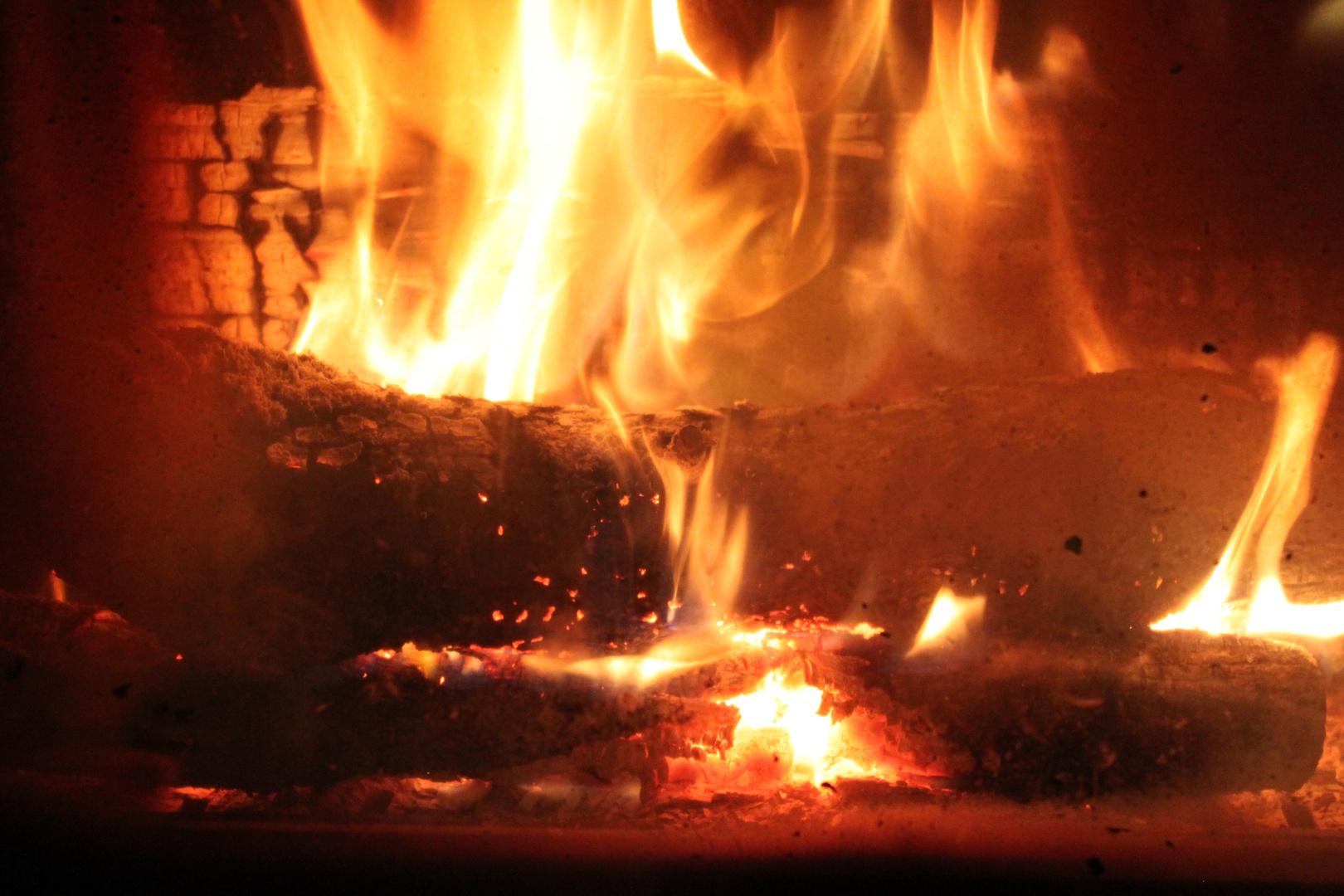 Tout feu, tout flamme !