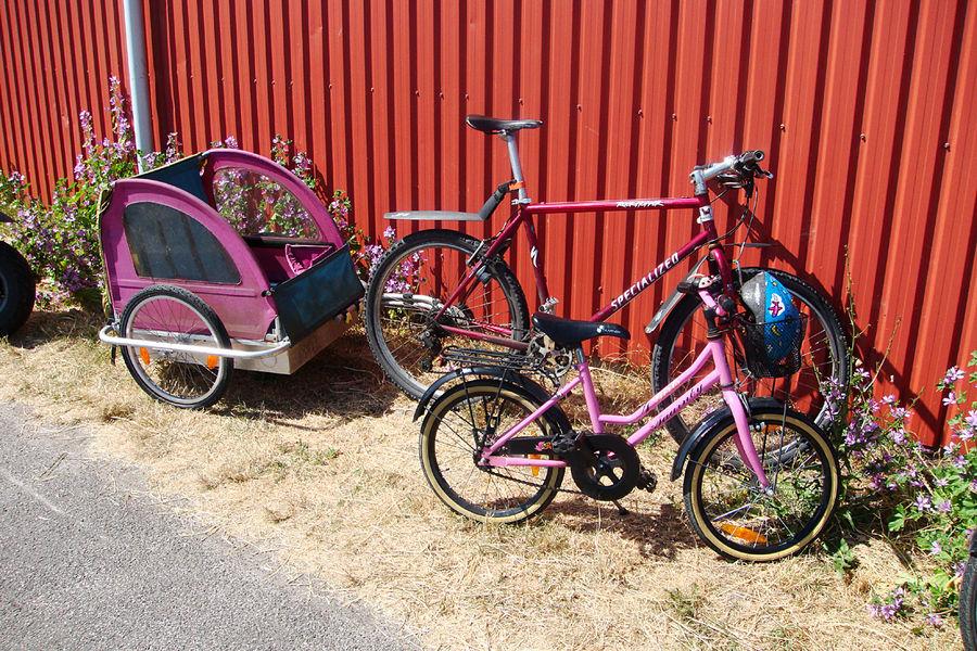 tout le monde en vélo !