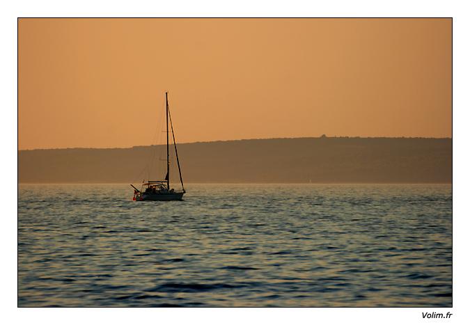 Tovarnele, sur l'Adriatique