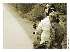 Towards Siem Reap