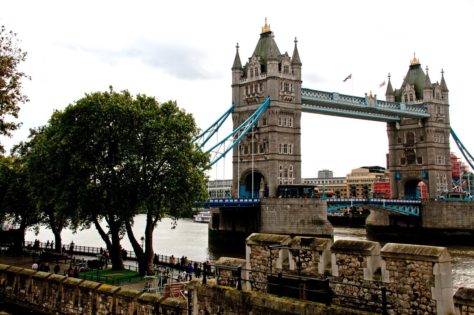 Tower Bridge....