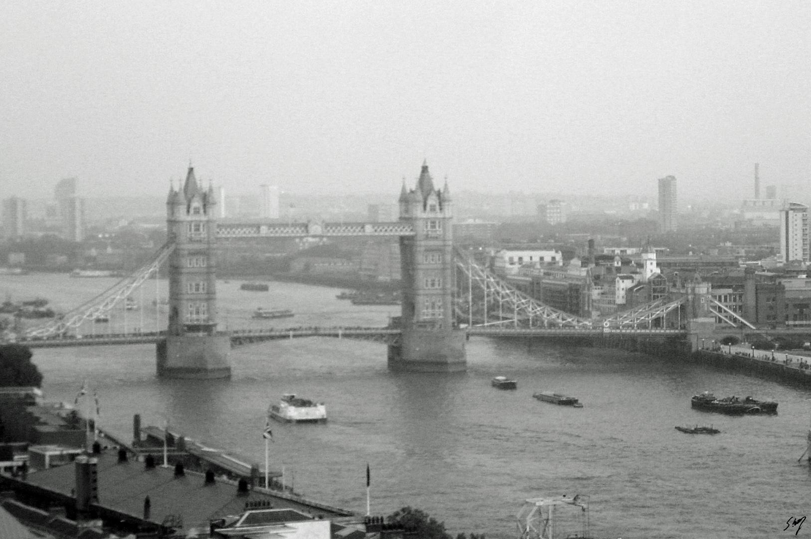Tower Bridge old...