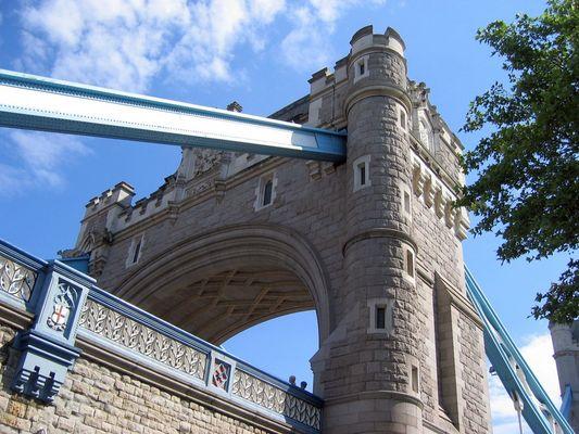 Tower Bridge perspektivisch