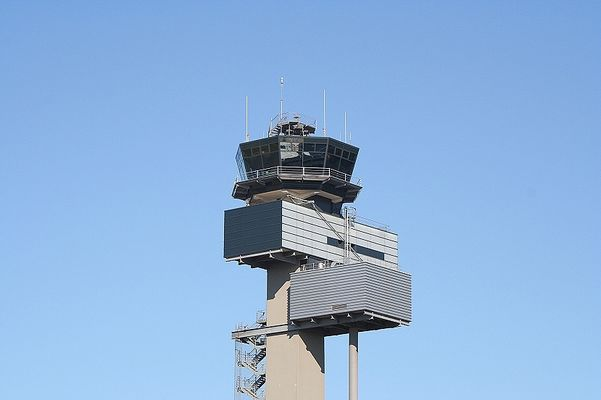 Tower Duesseldorf Airport
