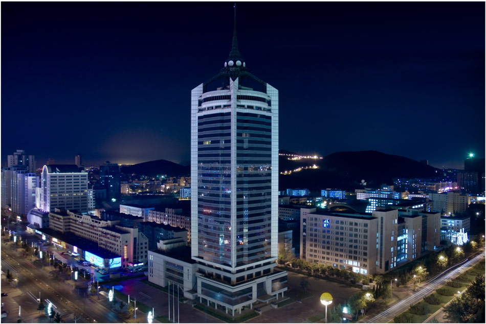 tower of bank of china