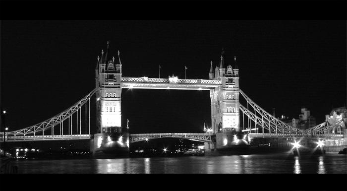 Towerbridge At Night