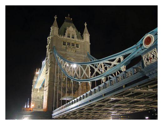 Towerbridge zu London