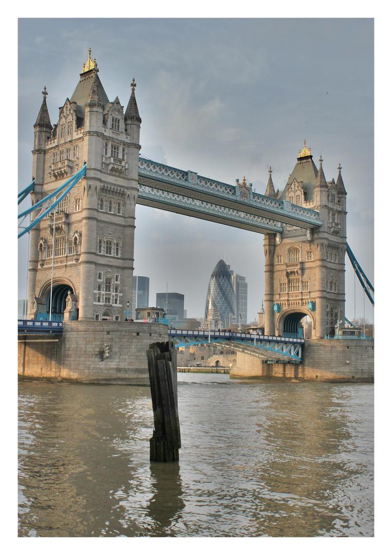 Towers bridge - London