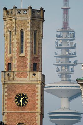 Towers of Hamburg - II
