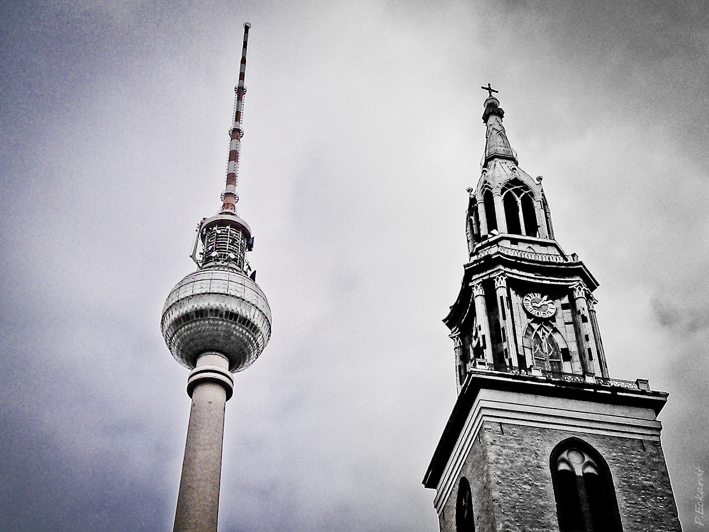 """""""Towers of time""""- Berlin"""