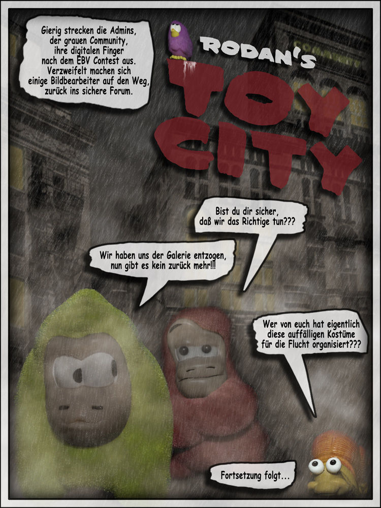 Toy City (EBV-Contest VI)