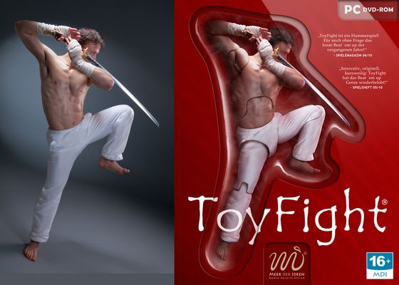 ToyFight: Spiele-Cover (Vorher/Nachher)