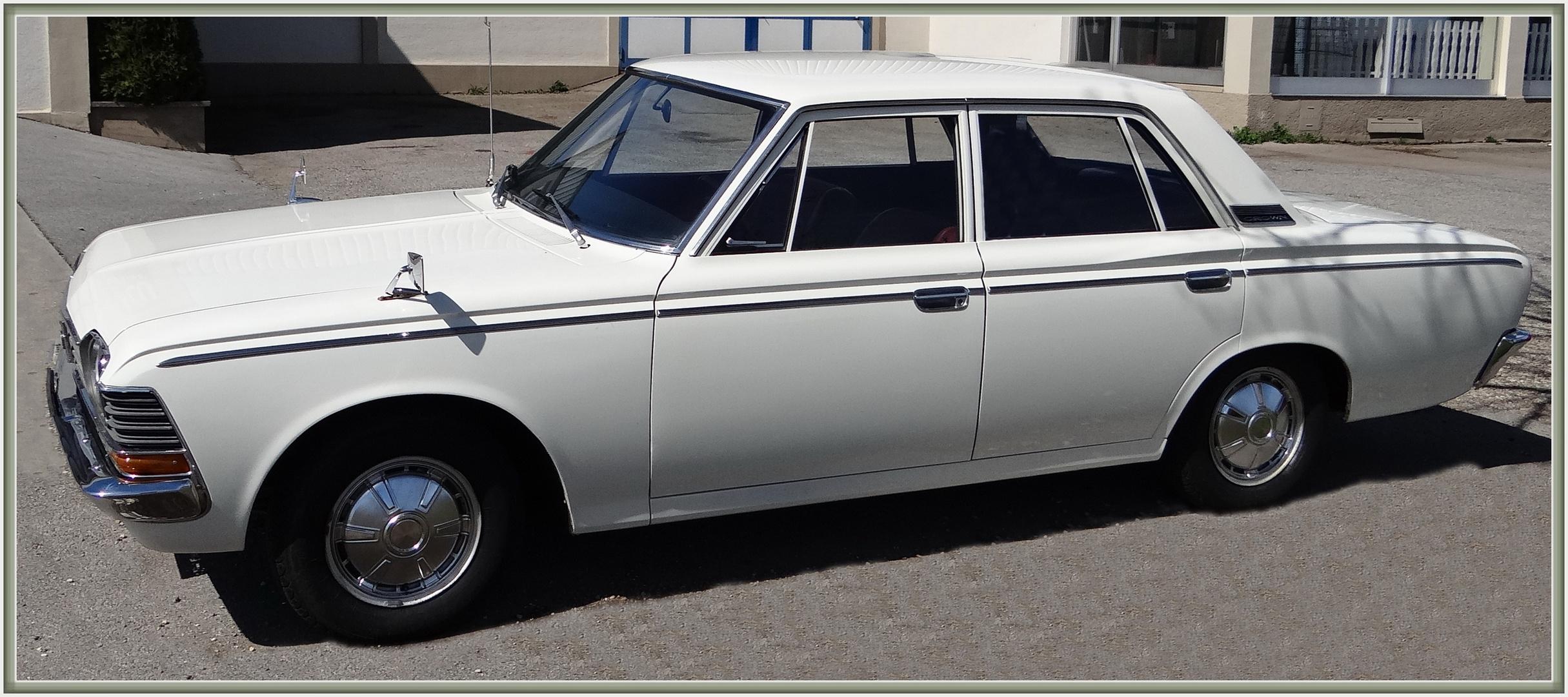TOYOTA CROWN - BAUJAHR 1970