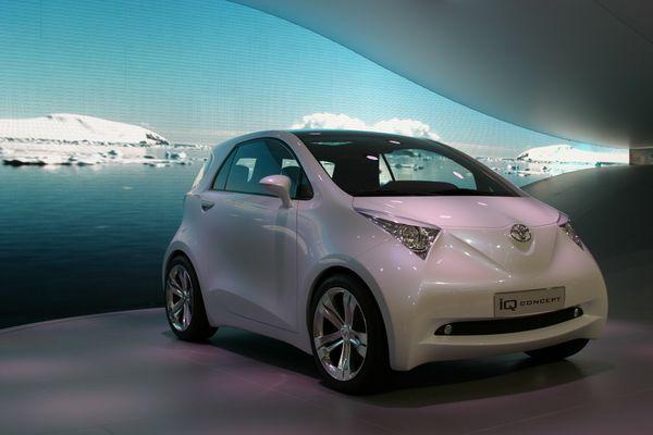 Toyota IQ Concept at IAA